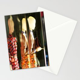 Shopping to Abstraction Stationery Cards