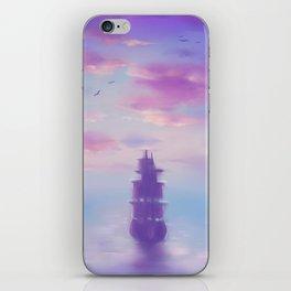 Weit Übers Meer iPhone Skin