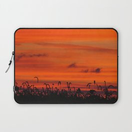 Sunset - Calm Warm Night Laptop Sleeve