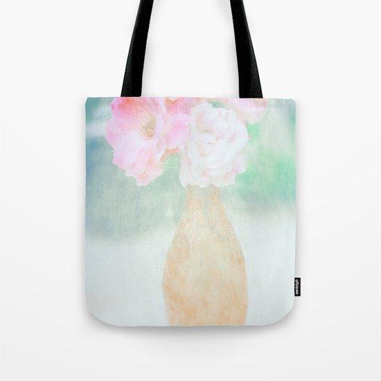 de belles fleurs Tote Bag