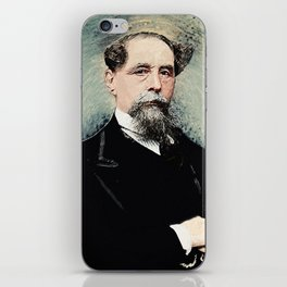 Charles Dickens iPhone Skin