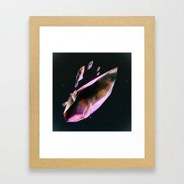 Ore Framed Art Print