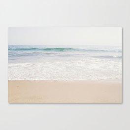 Malibu Picnic Canvas Print
