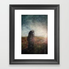 We will never forget... Framed Art Print
