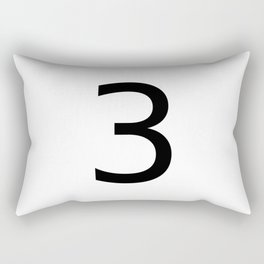 3 - Three Rectangular Pillow