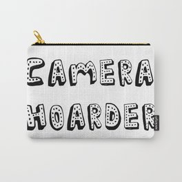 Camera Hoarder Carry-All Pouch