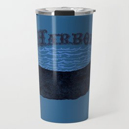 Sag Harbor Whale Travel Mug