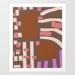terracota 03 Art Print