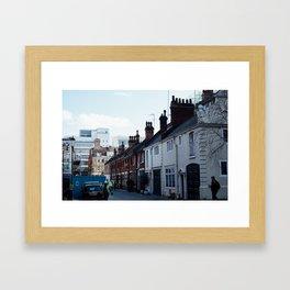 Pavilion Road Framed Art Print