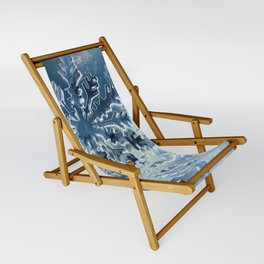 Winter Flakes Sling Chair