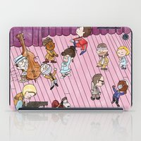 tenenbaums iPad Cases featuring O Tenenbaums! by JessLane