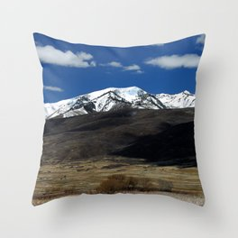 Midway, Utah Throw Pillow