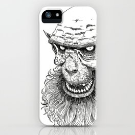 The Beard iPhone Case