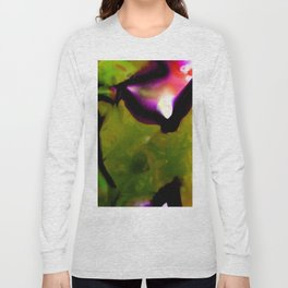 Abstract Bliss 2D by Kathy Morton Stanion Long Sleeve T-shirt