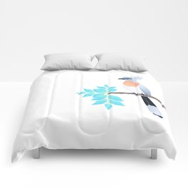 Crested Coua Comforters