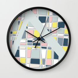 B4 Wall Clock