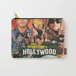 Once Upon a Time in Hollywood Carry-All Pouch