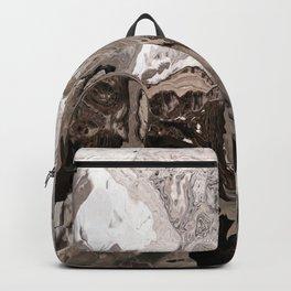 Brownskin texture Backpack