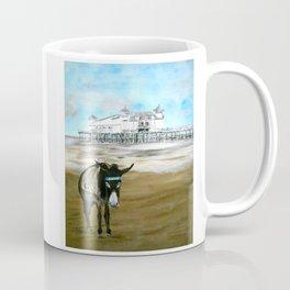 Seaside Donkey Coffee Mug