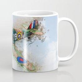 Hawker Hurricane Mk II Coffee Mug