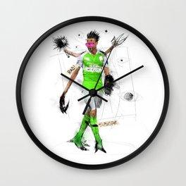 Rad Superstar Wall Clock