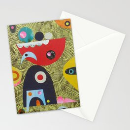 Weight Of Balance Stationery Cards