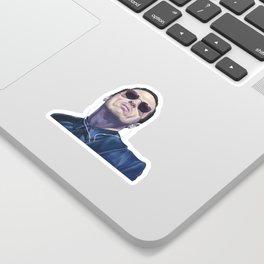 Break Free Sticker