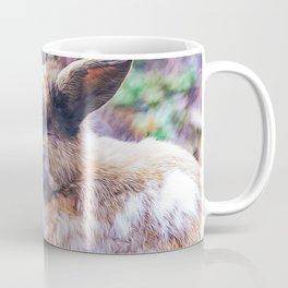 Rabbit in a wood Coffee Mug