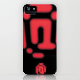 X Machina #8 iPhone Case