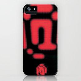 X Machina #8 iPhone Case
