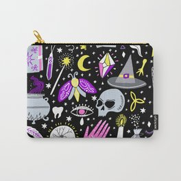 I'm a Crazy Witch Carry-All Pouch