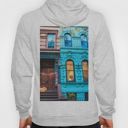 New York City Colors Hoody