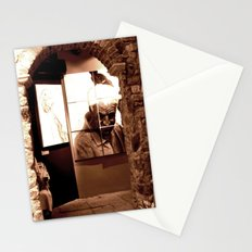 Trapped Man Stationery Cards
