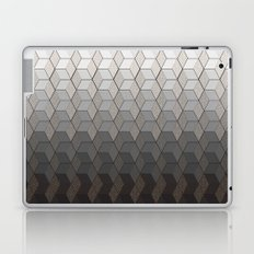 Pattern #6 Greyscale Laptop & iPad Skin