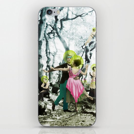 nothing here now but the recordings iPhone & iPod Skin