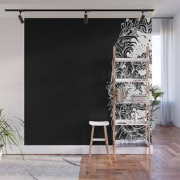 Sleeve Dark Wall Mural