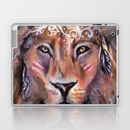 Lion warrior Laptop & iPad Skin