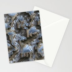 Metal Art 9 Stationery Cards