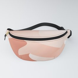 Coral Desert Evening Fanny Pack