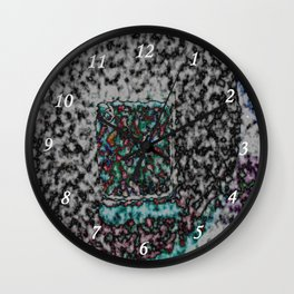 Colorful 05 Wall Clock