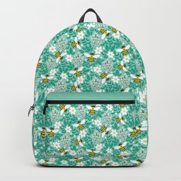 Blooms & Bees Backpack