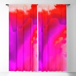 Abstract Bliss 1D by kathy Morton Stanion Blackout Curtain