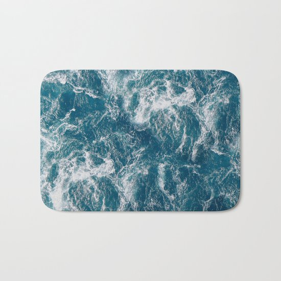 Sea water Bath Mat