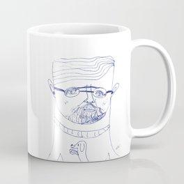 Dad, Circa 1989 Coffee Mug