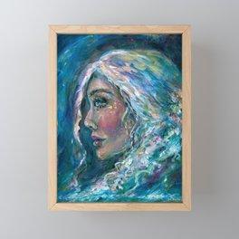 In the Moonlight Framed Mini Art Print