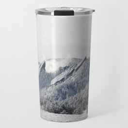 Frosty Flatirons Travel Mug