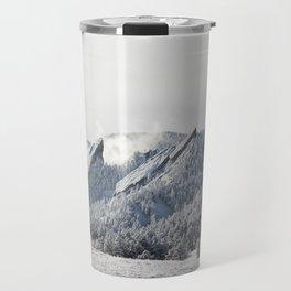 Frosty Flatirons Travel Mug