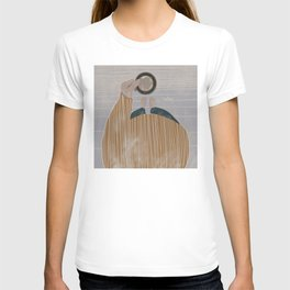 It is about the vivacity of the sea T-shirt