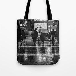 Gangnam #1 / Crossing Tote Bag