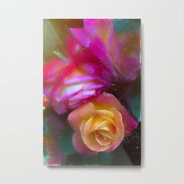 Rose 394 Metal Print